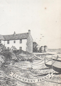 History of Lawrenny Quay